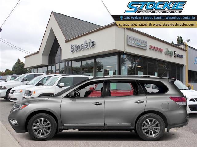 Used 2016 Nissan Pathfinder   - Waterloo - Stockie Chrysler