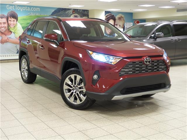 2020 Toyota RAV4 Limited (Stk: 201212) in Calgary - Image 1 of 27