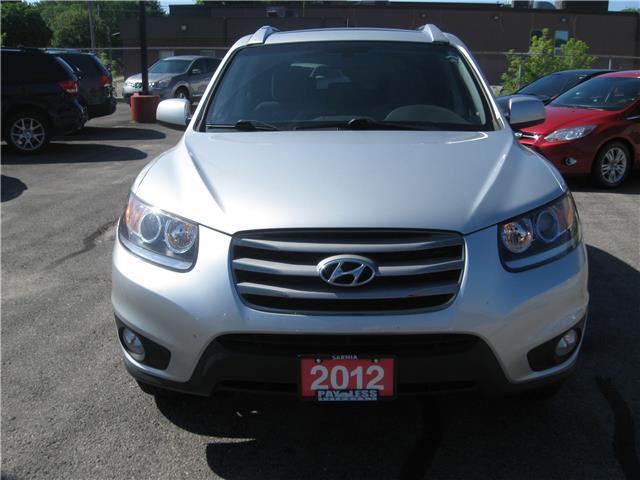 2012 Hyundai Santa Fe GL 2.4 (Stk: 5325A) in Sarnia - Image 1 of 9