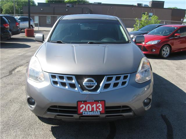 2013 Nissan Rogue S (Stk: 5320A) in Sarnia - Image 1 of 8