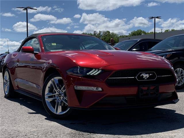 2020 Ford Mustang EcoBoost Premium (Stk: 20MU14) in Midland - Image 1 of 17
