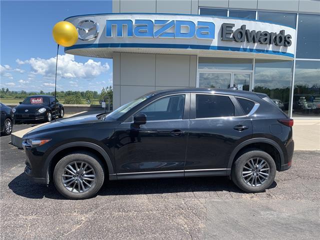 2017 Mazda CX-5 GS (Stk: 22325) in Pembroke - Image 1 of 12