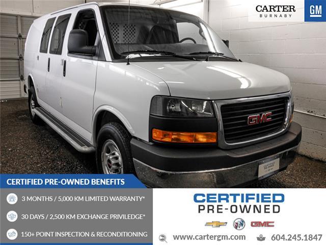 2018 GMC Savana 2500 Work Van (Stk: P9-62140) in Burnaby - Image 1 of 22
