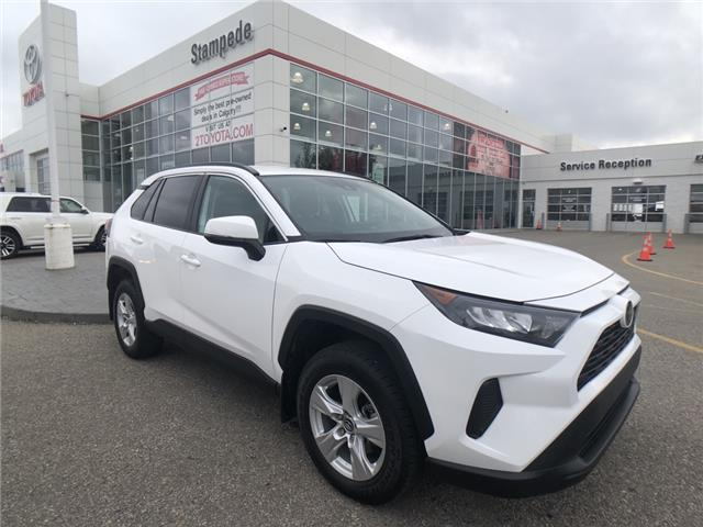 2019 Toyota RAV4 LE (Stk: 9153A) in Calgary - Image 1 of 24
