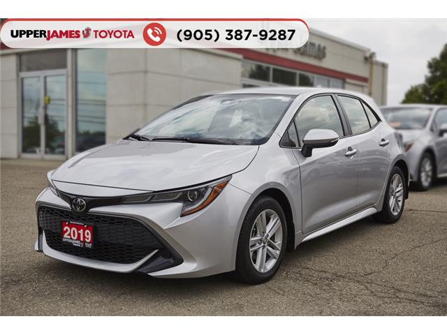 2019 Toyota Corolla Hatchback Base (Stk: 88086) in Hamilton - Image 1 of 22
