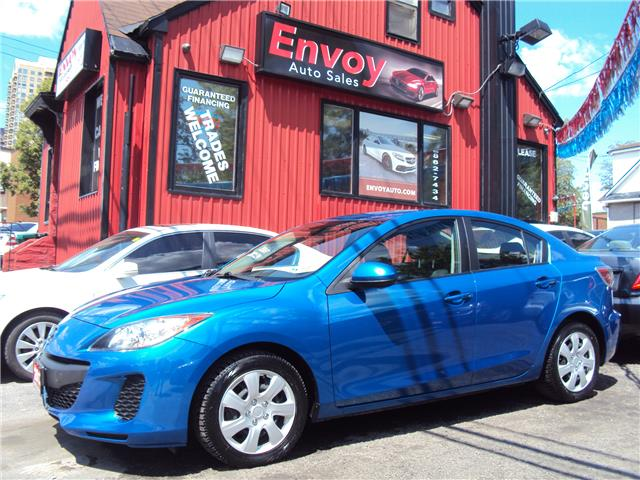 2013 Mazda Mazda3 GX (Stk: ) in Ottawa - Image 1 of 27