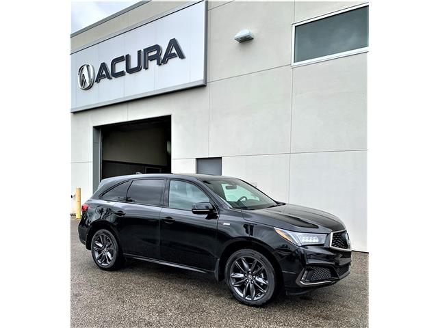 2020 Acura MDX A-Spec (Stk: 20MD2629) in Red Deer - Image 1 of 17