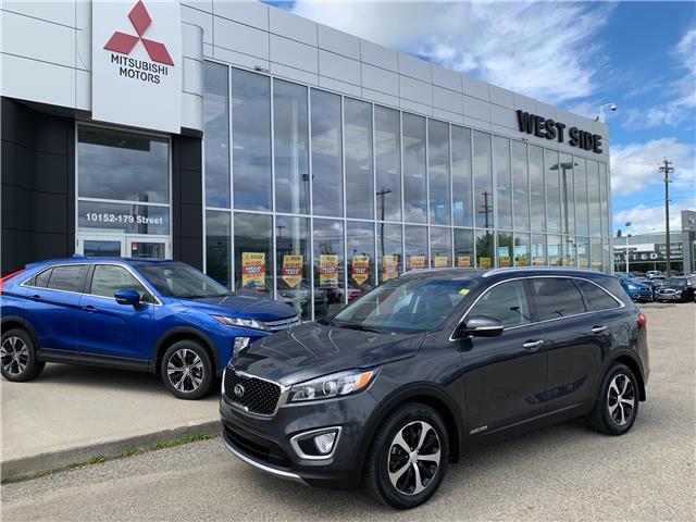 2018 Kia Sorento 3.3L EX+ (Stk: BM3831) in Edmonton - Image 1 of 29