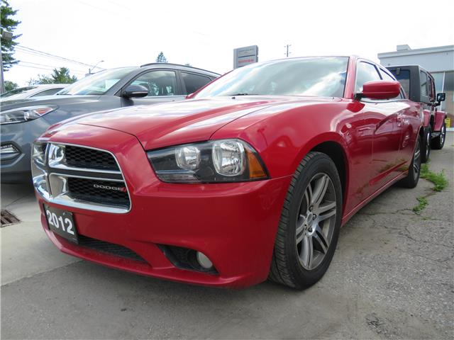 2012 Dodge Charger SXT (Stk: 69372Z) in St. Thomas - Image 1 of 3