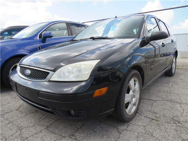 2007 Ford Focus SES (Stk: 94947Z) in St. Thomas - Image 1 of 1