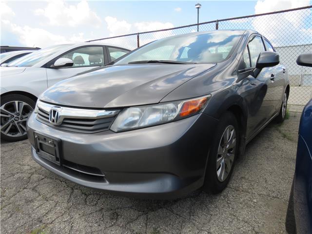 2012 Honda Civic LX (Stk: 95415Z) in St. Thomas - Image 1 of 1