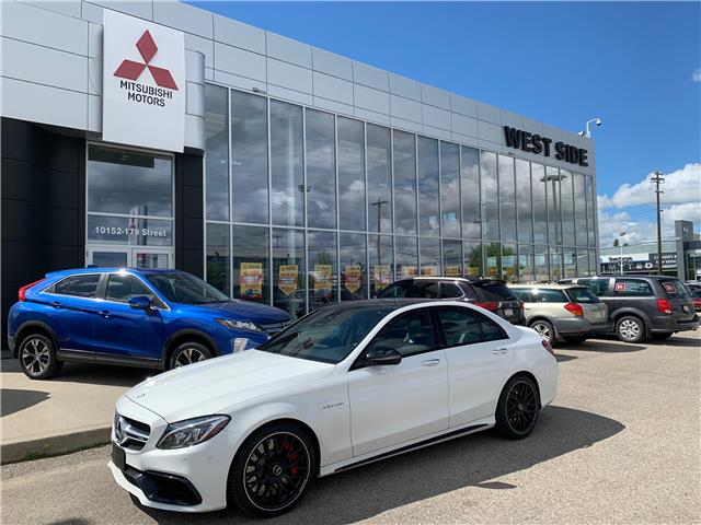 2016 Mercedes-Benz AMG C S (Stk: BM3839) in Edmonton - Image 1 of 28