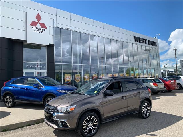 2018 Mitsubishi RVR GT (Stk: BM3847) in Edmonton - Image 1 of 25