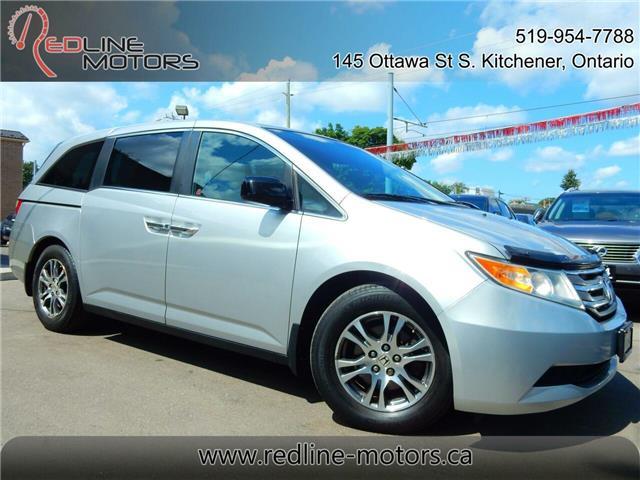 2013 Honda Odyssey EX (Stk: 5FNRL5) in Kitchener - Image 1 of 25