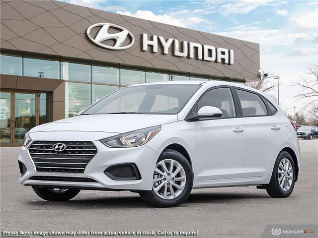 2020 Hyundai Accent Preferred (Stk: 95100) in London - Image 1 of 23