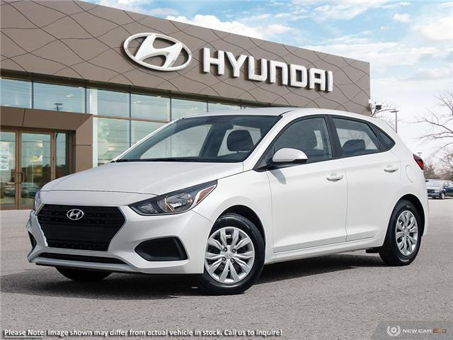 2020 Hyundai Accent Essential w/Comfort Package (Stk: 93676) in London - Image 1 of 23