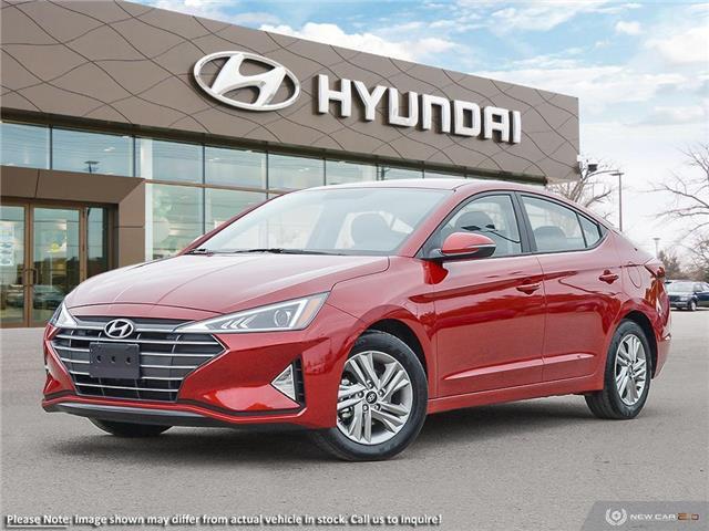 2020 Hyundai Elantra Preferred w/Sun & Safety Package (Stk: 94635) in London - Image 1 of 23