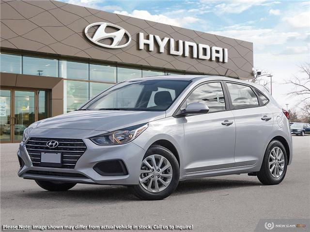 2020 Hyundai Accent Preferred (Stk: 95115) in London - Image 1 of 23