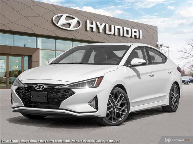 2020 Hyundai Elantra Sport (Stk: 93967) in London - Image 1 of 23