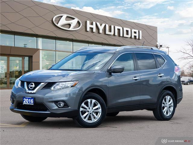 2016 Nissan Rogue SV (Stk: 95249) in London - Image 1 of 28