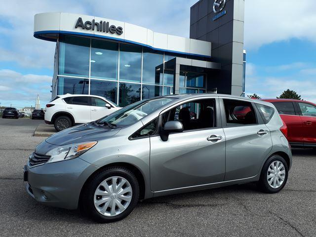 2014 Nissan Versa Note SV (Stk: B8007A) in Milton - Image 1 of 11