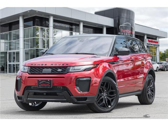 2017 Land Rover Range Rover Evoque HSE DYNAMIC (Stk: 20HMS732) in Mississauga - Image 1 of 24