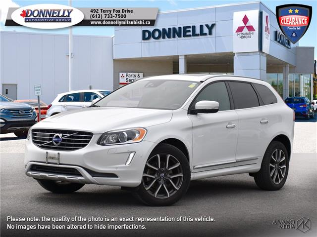 2017 Volvo XC60 T5 Special Edition Premier (Stk: MU1036) in Ottawa - Image 1 of 30