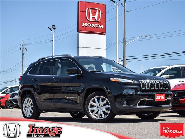 2016 Jeep Cherokee Limited (Stk: 10R328A) in Hamilton - Image 1 of 27