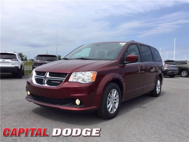 2020 Dodge Grand Caravan Premium Plus (Stk: L00504) in Kanata - Image 1 of 28