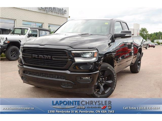 2019 RAM 1500 Sport/Rebel (Stk: 19733) in Pembroke - Image 1 of 28