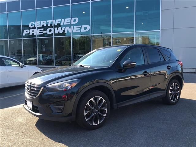 2016 Mazda CX-5 GT (Stk: P20016) in Toronto - Image 1 of 28