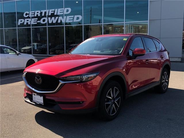 2018 Mazda CX-5 GT (Stk: P2158) in Toronto - Image 1 of 27