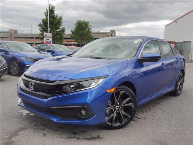 2020 Honda Civic Sport (Stk: 20-0533) in Ottawa - Image 1 of 24