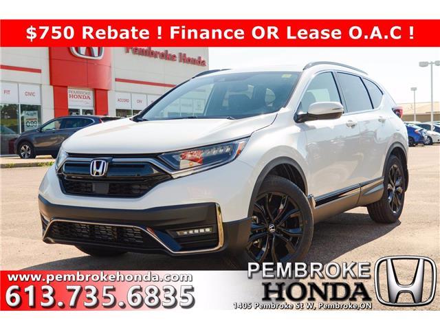 2020 Honda CR-V Black Edition (Stk: 20208) in Pembroke - Image 1 of 30
