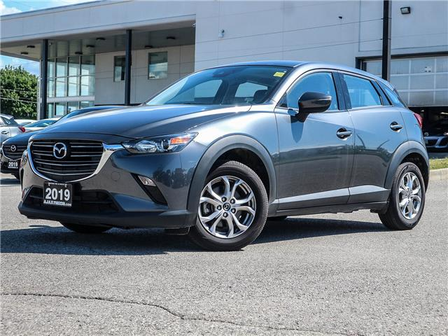 2019 Mazda CX-3 GS (Stk: P5431) in Ajax - Image 1 of 30