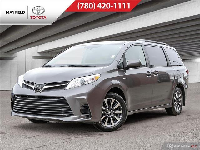 2020 Toyota Sienna LE 7-Passenger (Stk: M04035) in Edmonton - Image 1 of 21