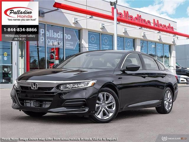 2020 Honda Accord LX 1.5T (Stk: 22632) in Greater Sudbury - Image 1 of 23