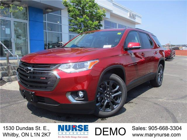 2020 Chevrolet Traverse RS (Stk: 20R044) in Whitby - Image 1 of 30