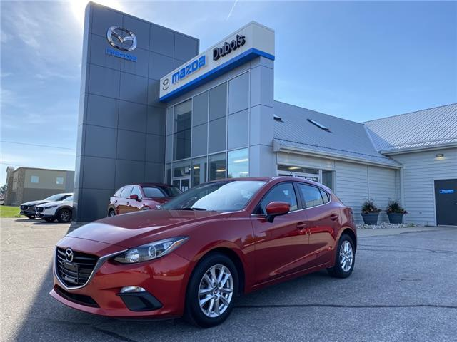 2016 Mazda Mazda3 Sport GS (Stk: UC5824) in Woodstock - Image 1 of 22