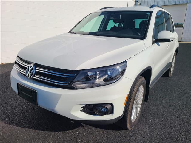 2015 Volkswagen Tiguan Special Edition (Stk: ) in Sarnia - Image 1 of 21