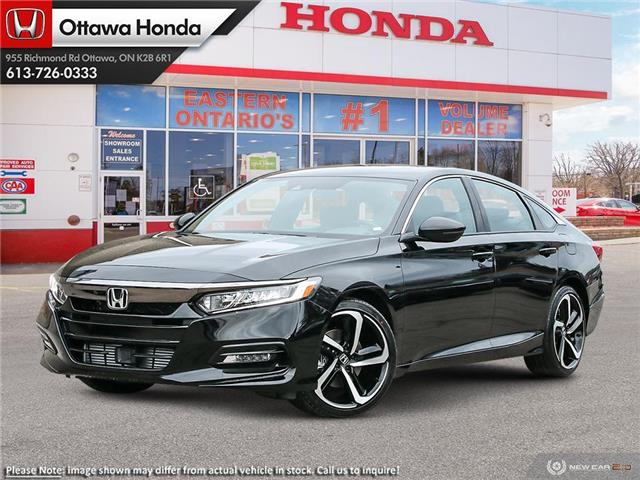 2020 Honda Accord Sport 2.0T (Stk: 337600) in Ottawa - Image 1 of 23