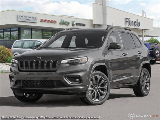 2020 Jeep Cherokee Limited (Stk: 98713) in London - Image 1 of 22