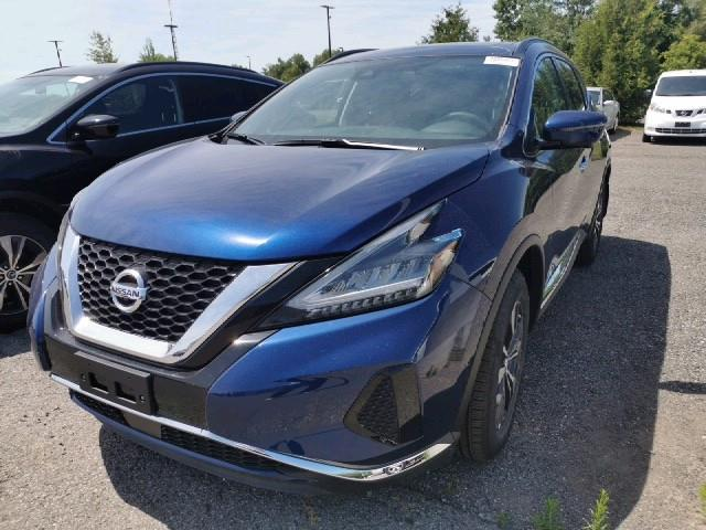 2020 Nissan Murano SV (Stk: CLN138084) in Cobourg - Image 1 of 1