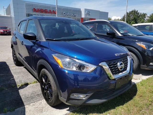 2020 Nissan Kicks S (Stk: CLL514508) in Cobourg - Image 1 of 2