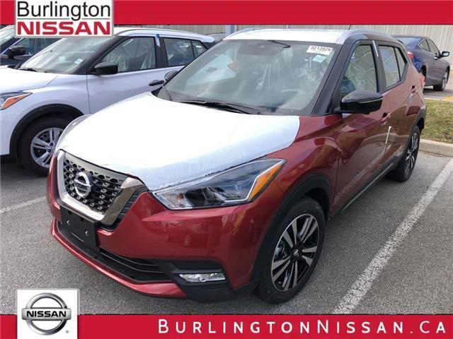 2020 Nissan Kicks  (Stk: Z1409) in Burlington - Image 1 of 5