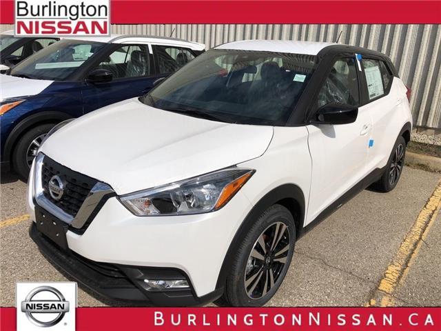 2020 Nissan Kicks  (Stk: Z1410) in Burlington - Image 1 of 5