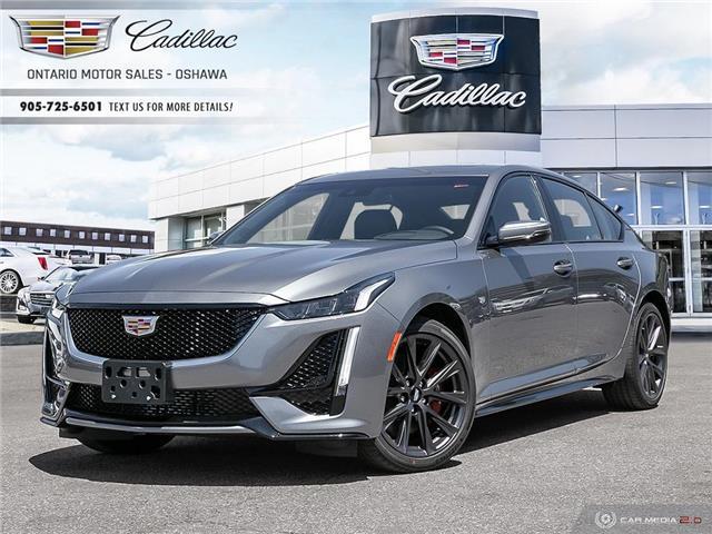 2020 Cadillac CT5 Sport (Stk: 0144475) in Oshawa - Image 1 of 18