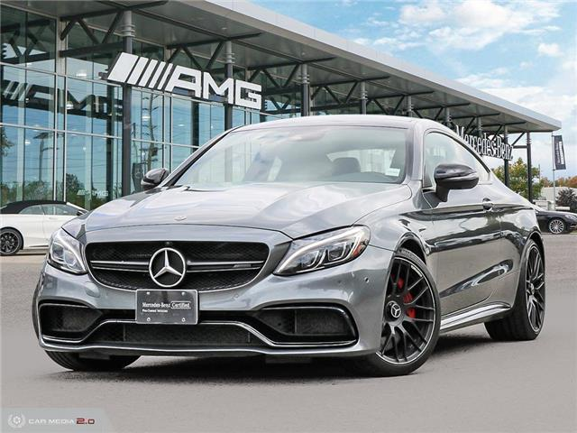 2018 Mercedes-Benz AMG C 63 S (Stk: L1334) in London - Image 1 of 25