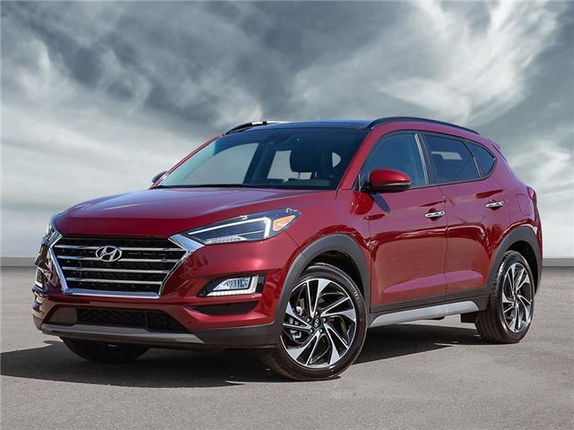 2020 Hyundai Tucson  (Stk: 22097) in Aurora - Image 1 of 22