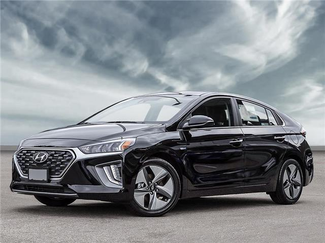2020 Hyundai Ioniq Hybrid Ultimate (Stk: 22120) in Aurora - Image 1 of 22